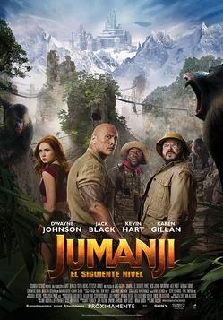 Jumanji-mediano Cartelera de Cines, Cinemark, itaú, películas horarios y estrenos hoy en Paraguay-jumanji mediano